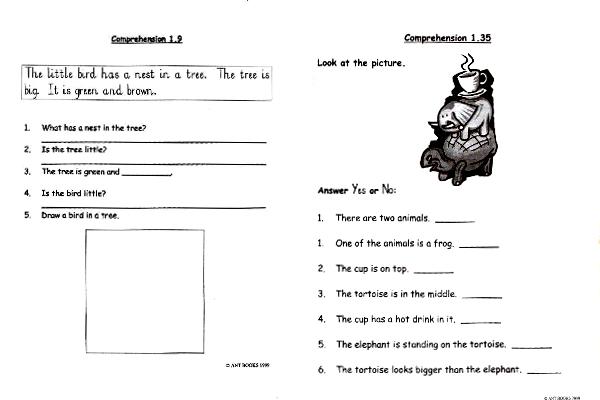 First grade math essay questions